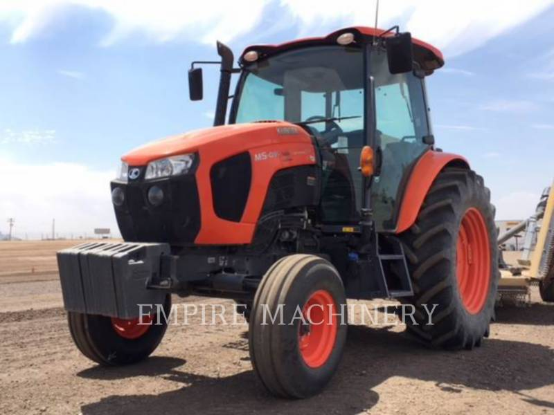 KUBOTA TRACTOR CORPORATION SONSTIGES M5091F equipment  photo 2
