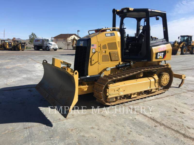 CATERPILLAR KETTENDOZER D3K2XL equipment  photo 3