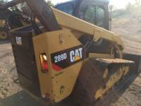 CATERPILLAR CARREGADEIRAS TODO TERRENO 289D equipment  photo 9