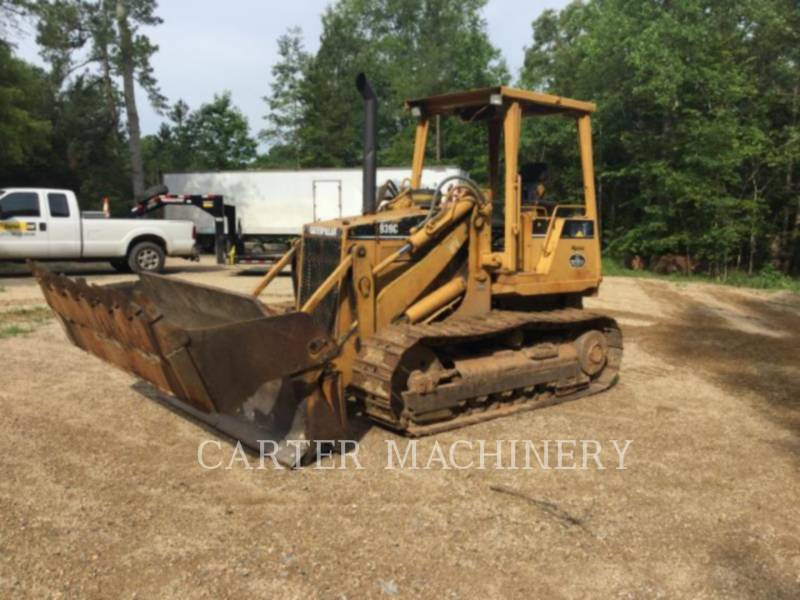 CATERPILLAR CHARGEURS SUR CHAINES 939C equipment  photo 3