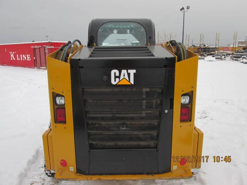 CATERPILLAR CARGADORES MULTITERRENO 279D equipment  photo 6