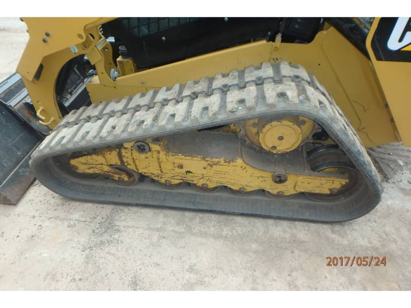 Caterpillar ÎNCĂRCĂTOARE PENTRU TEREN ACCIDENTAT 289D equipment  photo 10