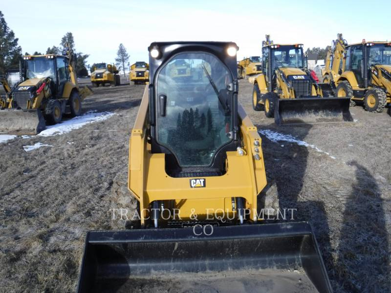 CATERPILLAR MINICARGADORAS 236D H2CB equipment  photo 8