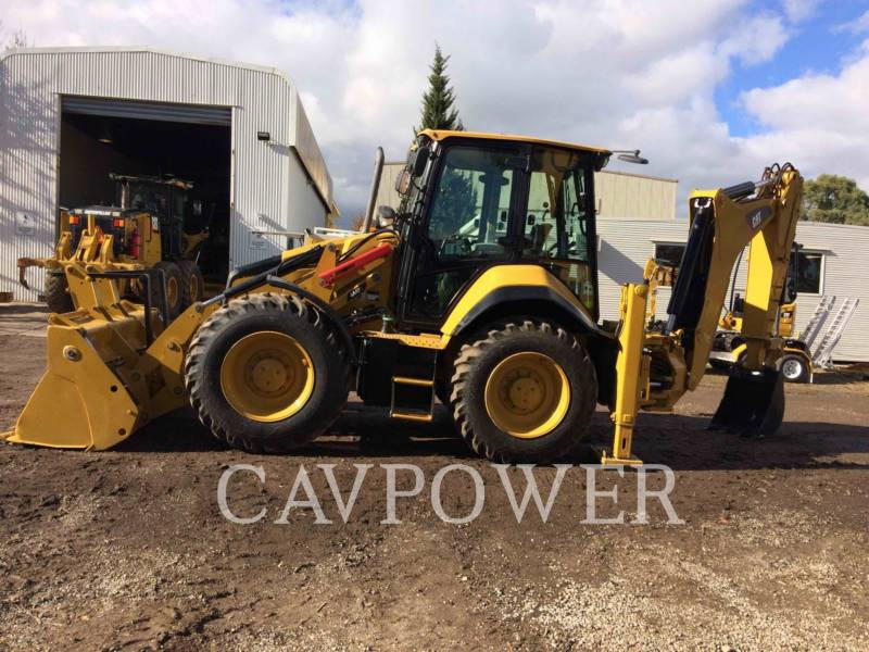 CATERPILLAR CHARGEUSES-PELLETEUSES 444F2LRC equipment  photo 19