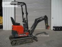 Equipment photo EUROCAT ES10 TRACK EXCAVATORS 1