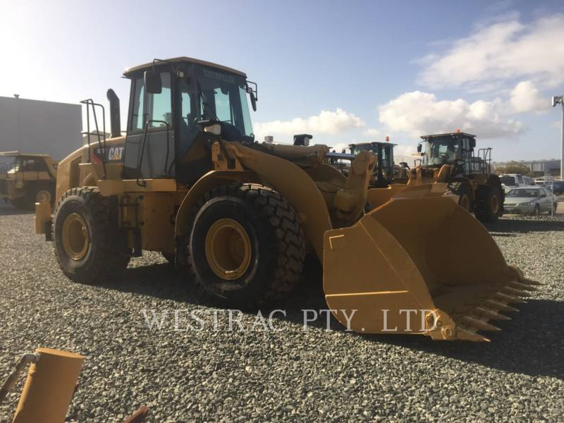 CATERPILLAR MINING WHEEL LOADER 950 H equipment  photo 4