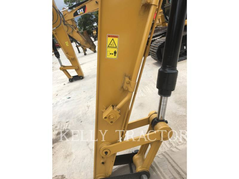 CATERPILLAR TRACK EXCAVATORS 313FL GC equipment  photo 14