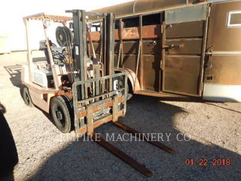 TOYOTA INDUSTRIAL EQUIPMENT AUTRES FORKLIFT equipment  photo 2