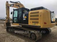 CATERPILLAR TRACK EXCAVATORS 326F L equipment  photo 4