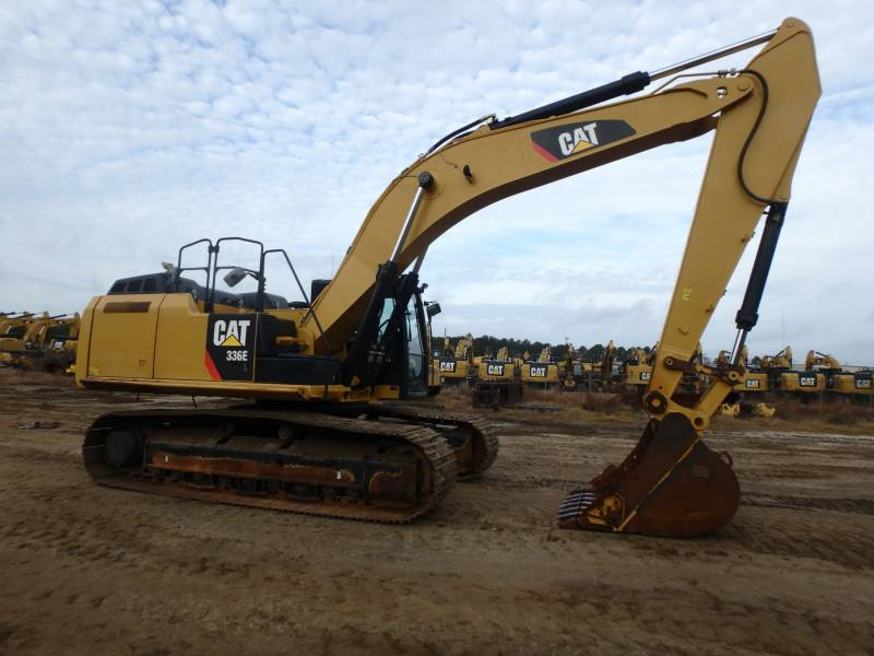 CATERPILLAR トラック油圧ショベル 336EL equipment  photo 5