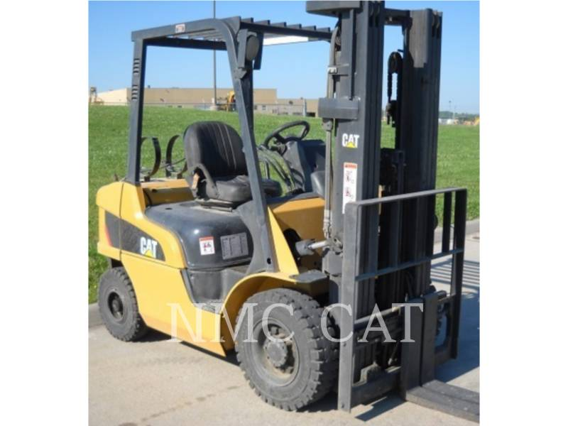 CATERPILLAR LIFT TRUCKS FORKLIFTS GP25N5_MC equipment  photo 1