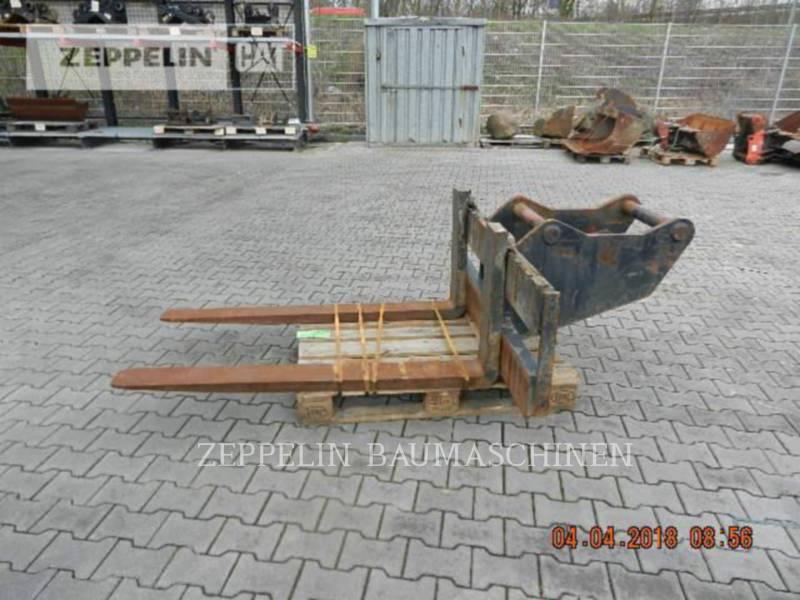 ZEPPELIN OTROS Palettengabel OQ65 equipment  photo 3