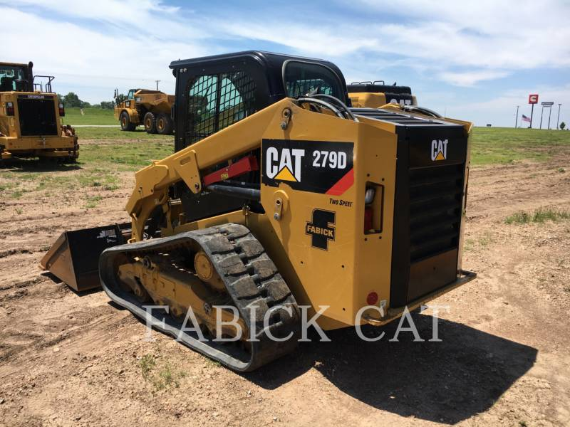 CATERPILLAR CARGADORES MULTITERRENO 279D C3H4 equipment  photo 3
