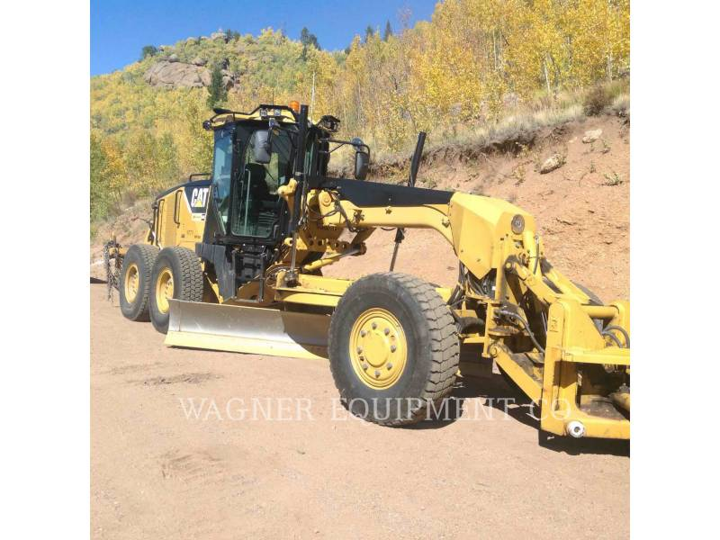 CATERPILLAR MOTONIVELADORAS 140M AWD equipment  photo 5