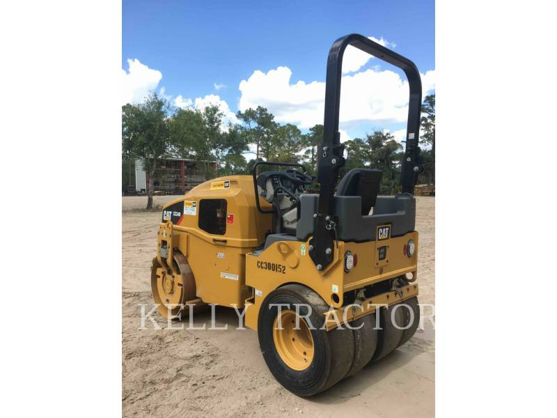 CATERPILLAR COMPACTEURS MIXTES CC34B equipment  photo 5