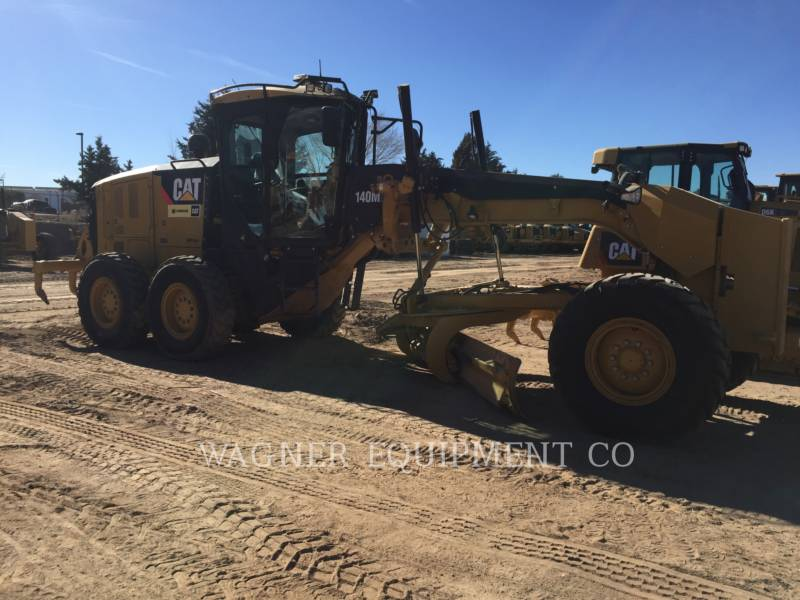 CATERPILLAR АВТОГРЕЙДЕРЫ 140M2 equipment  photo 4