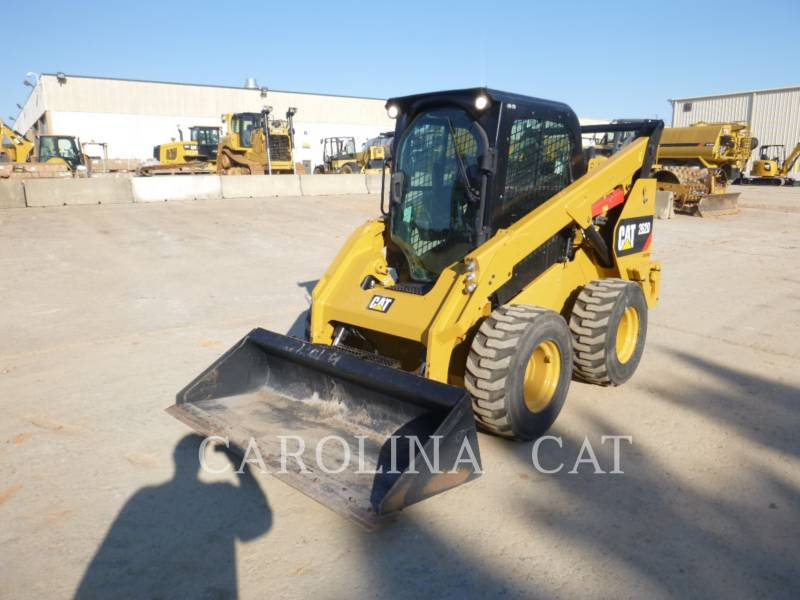 CATERPILLAR CHARGEURS COMPACTS RIGIDES 262D CB equipment  photo 6