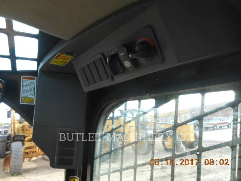 CATERPILLAR SKID STEER LOADERS 287 C equipment  photo 7
