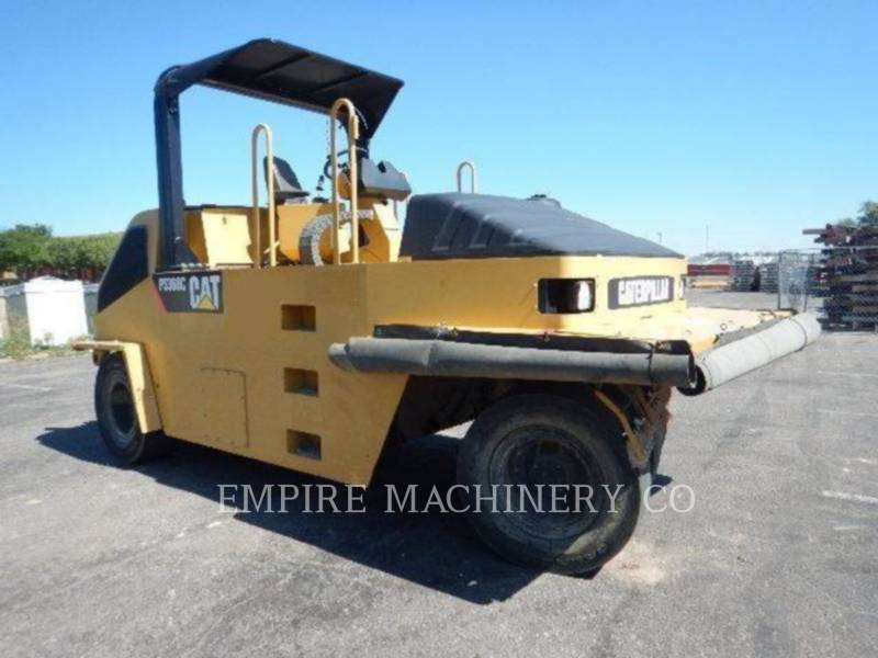 CATERPILLAR PNEUMATIC TIRED COMPACTORS PS360C equipment  photo 4