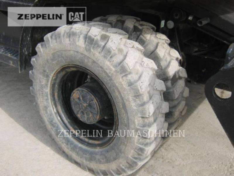 CATERPILLAR WHEEL EXCAVATORS M313D equipment  photo 16