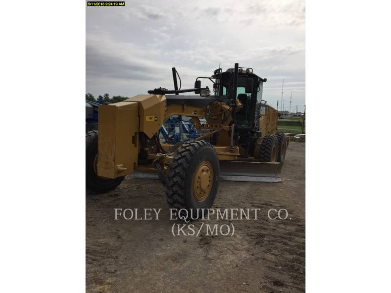 CATERPILLAR MOTOR GRADERS 12M2AWDT equipment  photo 1