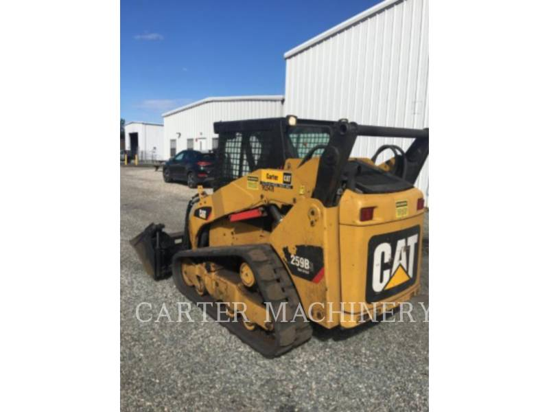 CATERPILLAR SKID STEER LOADERS 259B3 ACW equipment  photo 1