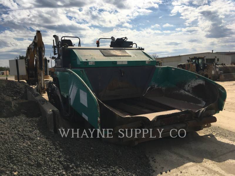 VOEGELE AMERICA ASPHALT PAVERS 5203-2 equipment  photo 3