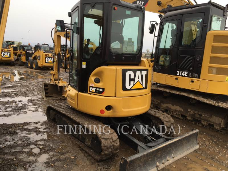 CATERPILLAR PELLES SUR CHAINES 303.5E2CR equipment  photo 4