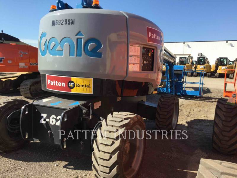 GENIE INDUSTRIES LEVANTAMIENTO - PLUMA Z62 equipment  photo 2