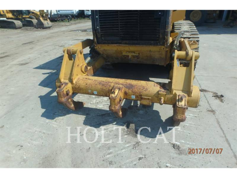 CATERPILLAR CARGADORES DE CADENAS 973D equipment  photo 6