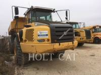 VOLVO KNICKGELENKTE MULDENKIPPER A40E equipment  photo 2