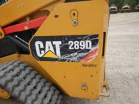 CATERPILLAR MULTI TERRAIN LOADERS 289 D equipment  photo 24
