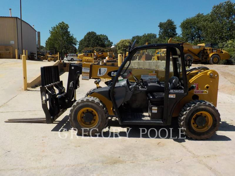 CATERPILLAR TELEHANDLER TH255C equipment  photo 19