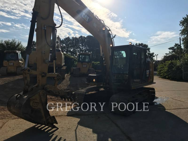 CATERPILLAR KETTEN-HYDRAULIKBAGGER 312E L equipment  photo 8