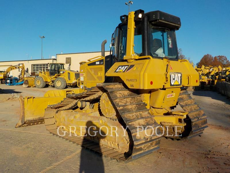 CATERPILLAR ブルドーザ D6N LGP equipment  photo 9