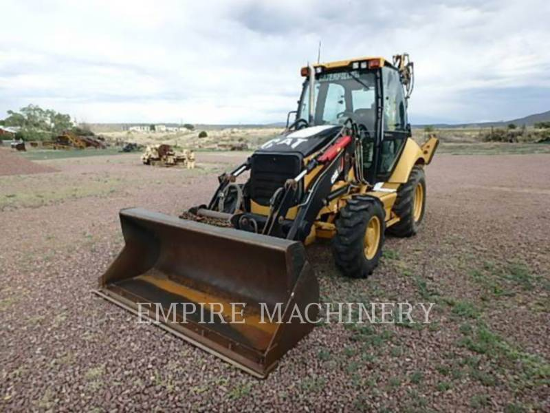 CATERPILLAR CHARGEUSES-PELLETEUSES 420E 4ECIP equipment  photo 1