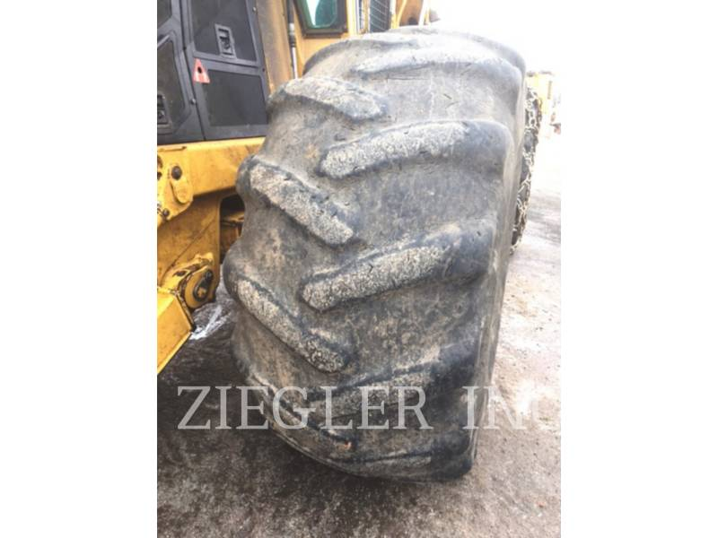 TIGERCAT SILVICULTURĂ – EXCAVATOR FORESTIER 610 C equipment  photo 16