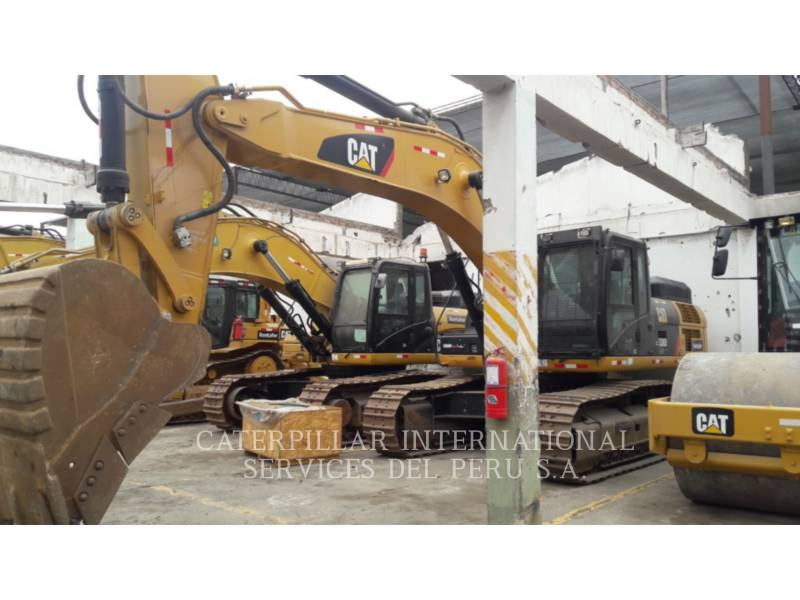 CATERPILLAR EXCAVADORAS DE CADENAS 336D2L equipment  photo 3