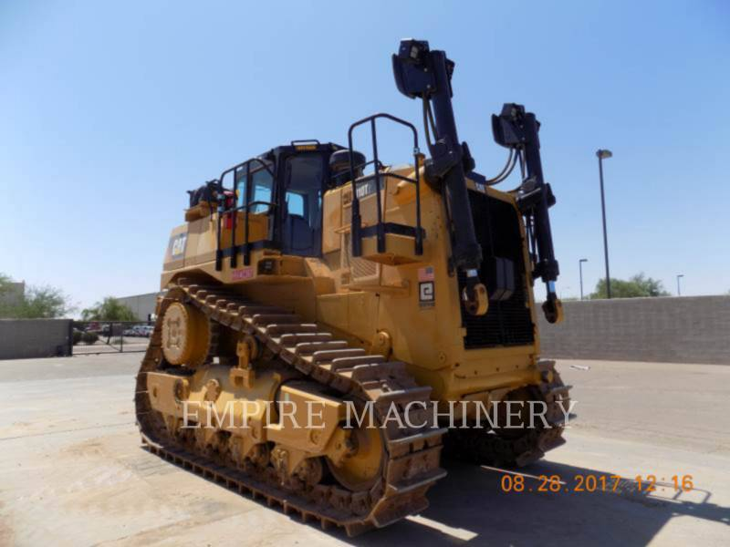 CATERPILLAR TRACK TYPE TRACTORS D10T2 equipment  photo 1