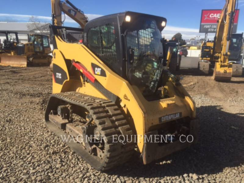 CATERPILLAR MINICARREGADEIRAS 272C equipment  photo 3
