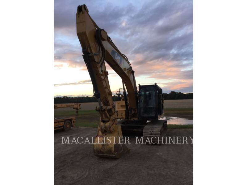 CATERPILLAR PELLES SUR CHAINES 323F equipment  photo 2