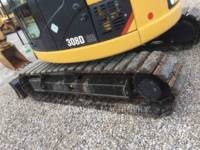 CATERPILLAR PELLES SUR CHAINES 308D equipment  photo 7