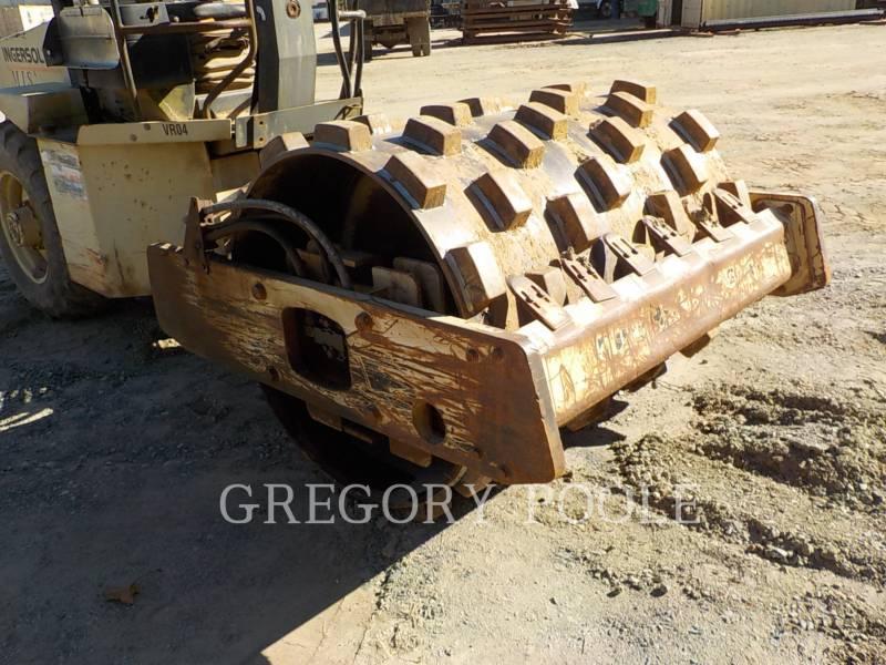 INGERSOLL-RAND VIBRATORY SINGLE DRUM PAD SD-70D PRO-PAC equipment  photo 6