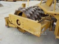 CATERPILLAR 振動シングル・ドラム・パッド CP-433C equipment  photo 15