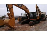 CATERPILLAR TRACK EXCAVATORS 329DL equipment  photo 2