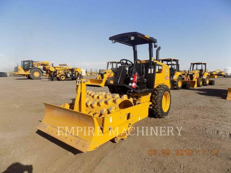 CATERPILLAR EINZELVIBRATIONSWALZE, BANDAGE CP34 equipment  photo 4