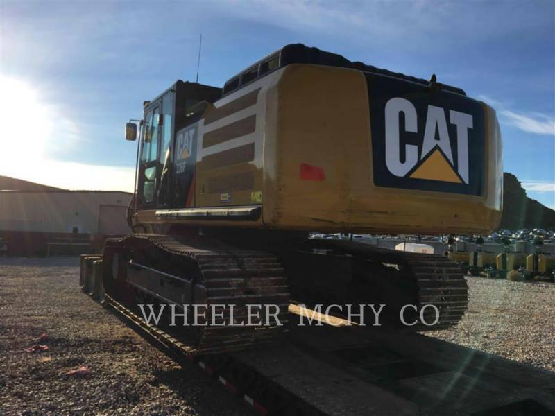 CATERPILLAR ESCAVATORI CINGOLATI 336F L THM equipment  photo 7