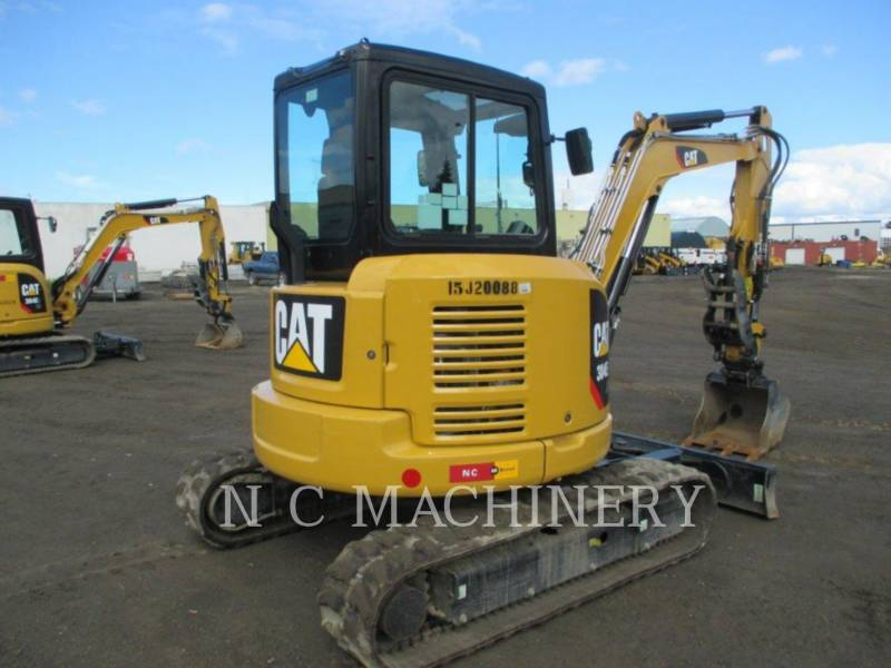 CATERPILLAR ESCAVATORI CINGOLATI 304E2CR equipment  photo 5