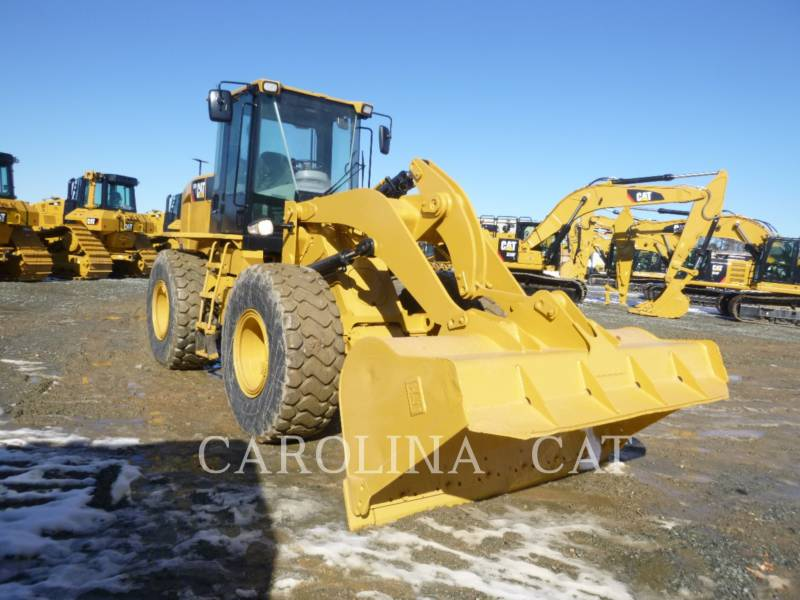 CATERPILLAR CARGADORES DE RUEDAS 924HZ equipment  photo 3