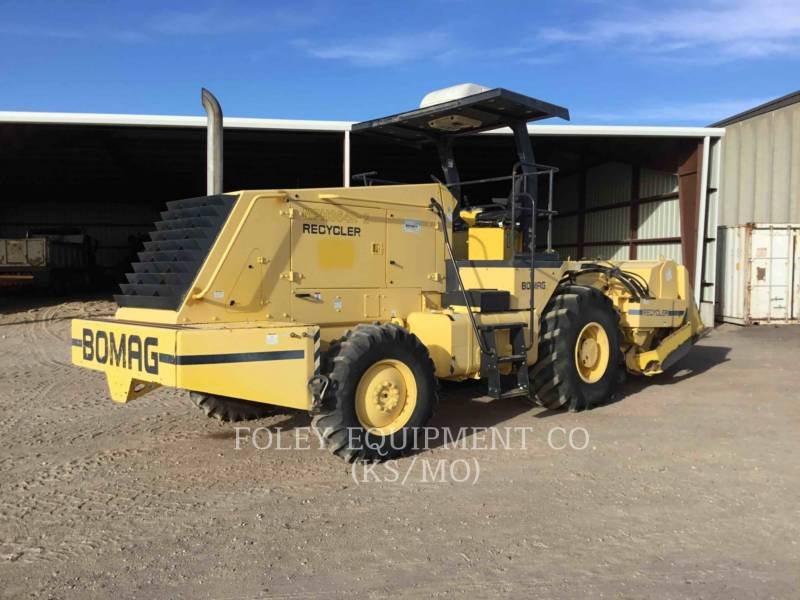 BOMAG STABILIZERS / RECLAIMERS MPH364R-2 equipment  photo 1